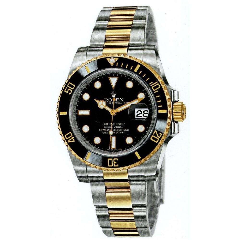 خرید ساعت Rolex مدل طرح  Submariner Date