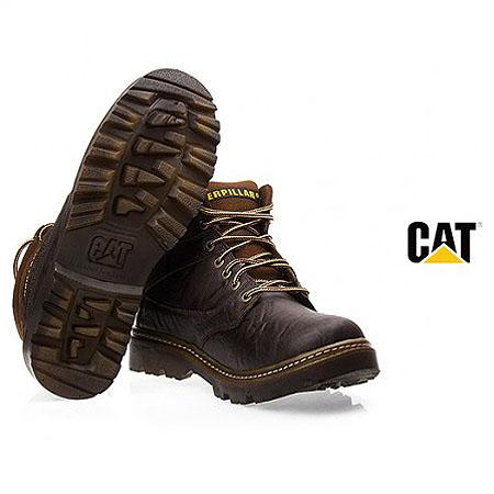 کفش نیم بوت مردانه کاترپیلار مدل CATERPILLAR P717821