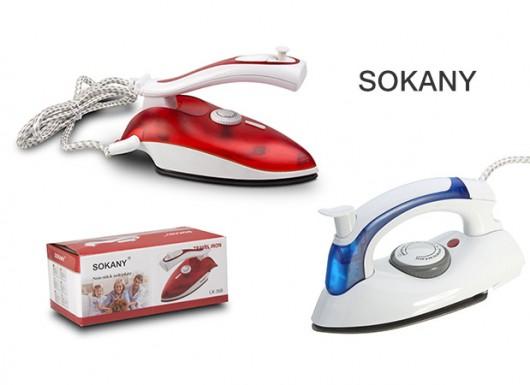 خرید اینترنتی اتو بخار Sokany
