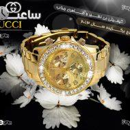 خرید ارزان ساعت مچي Gucci طرح رولکس