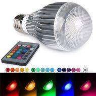 خرید ارزان لامپ ال ای دی کنترل دار