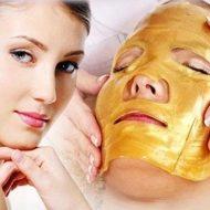 ماسک کلاژن طلا دکتر راشل+صابون
