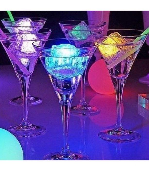 خرید اینترنتی یخ LED هفت رنگ خرید پستی یخ LED هفت رنگ