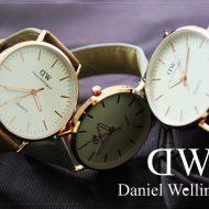ساعت اسپرت بند چرمی Daniel Wellington