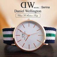 ساعت مچی daniel wellington مدل Serina
