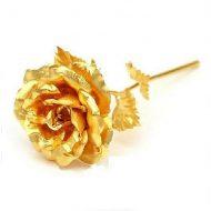 شاخه گل رز طلا نانو