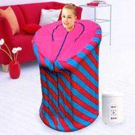 حمام بخار یا سونای خانگی بخار یک نفره Portable Steam Sauna