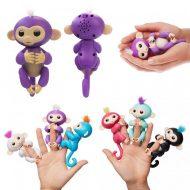 ربات عروسک بچه میمون انگشتی baby finger monkey toy