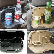 سینی غذای مخصوص خودرو