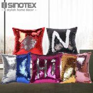 خرید کوسن پولکی کاور ۲ عددی isinotex مخصوص مبل