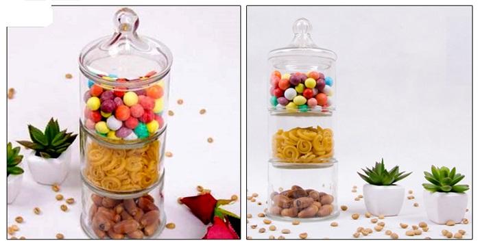 ظرف شکلات و تنقلات