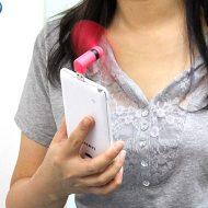 مینی پنکه همراه موبایل