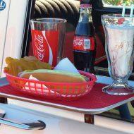 خرید پستی میز غذاخوری ماشین