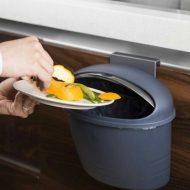 خرید سطل زباله سینک آشپزخانه استوانه ای