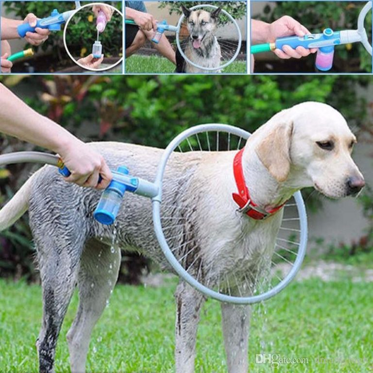 ابزار شستشوی حیوانات خانگی