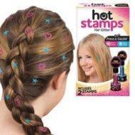 خرید مهر موی هات استامپس