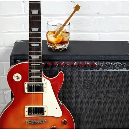 خرید قالب یخ طرح گیتار