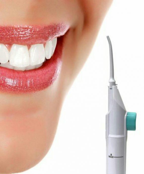خرید ارزان نخ دندان آبی واترجت powerfloss