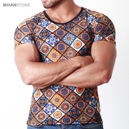 تی شرت مردانه هاوایی