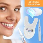 دستگاه سفید کننده و براق کننده دندان 20minute dental white