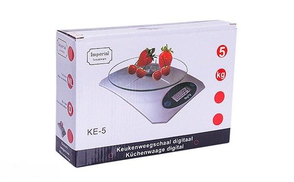 ترازوی دیجیتالی آشپزخانه توت فرنگی, ترازوی آشپزخانه دیجیتال آمپریال Imperial KE5, خرید پستی ترازوی مدل توت فرنگی , خرید ترازوی آشپزخانه توت فرنگی مدل KE-5.