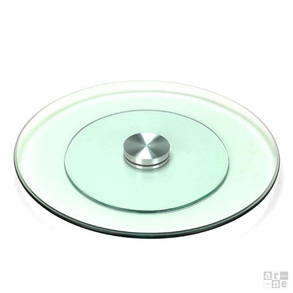 خرید اینترنتی سینی شیشه ای دوار (1)