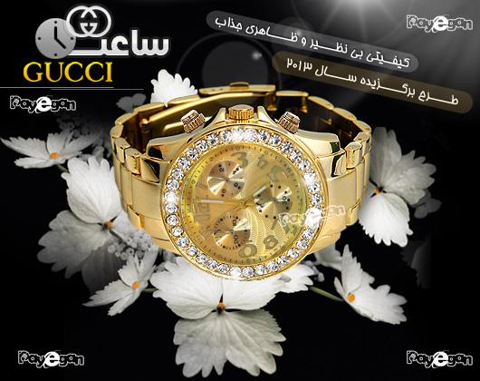 ساعت مچي Gucci (1)