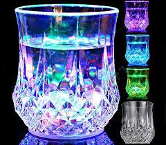 لیوان چراغدار با LED هفت رنگ (1)