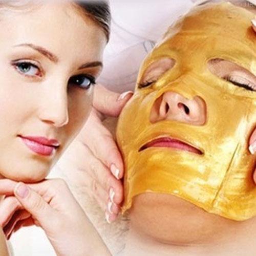 ماسک کلاژن طلا (6)