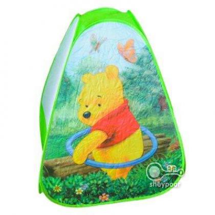 چادر بازی کودک   فروشگاه خرید ارزان چادر بازی کودکان طرح پو