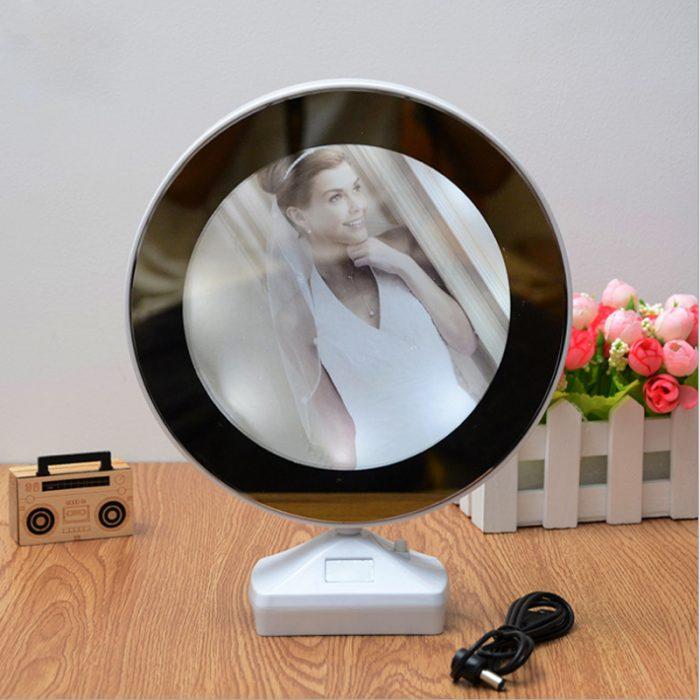آینه با قاب عکس جادویی (1)