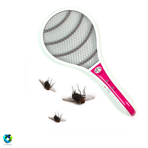 حشره کش طرح راکت تنیس (2)