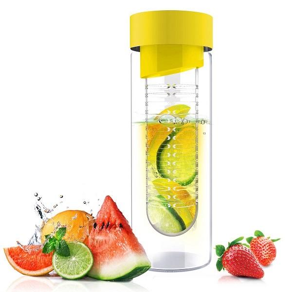 خرید بطری آب با مخزن میوه asobu