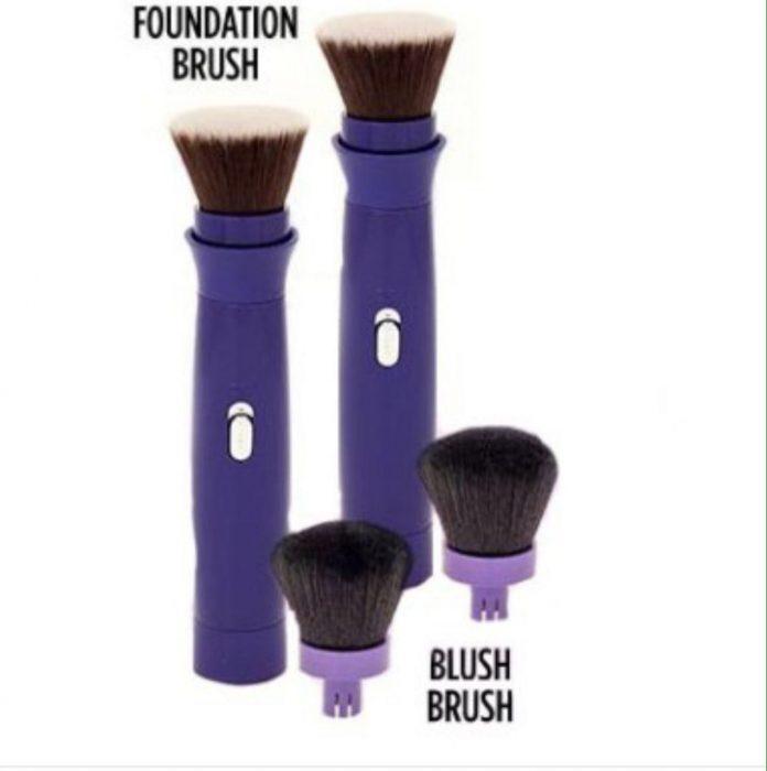 خرید فرچه آرایش حرفه ای دو کاره باطری خور (1)