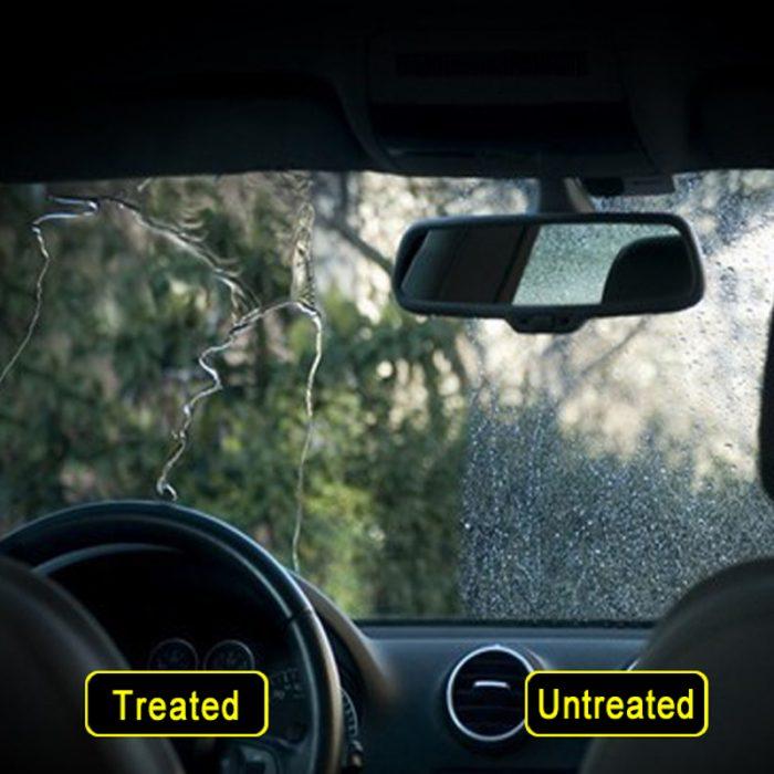 ضد آب شیشه خودرو