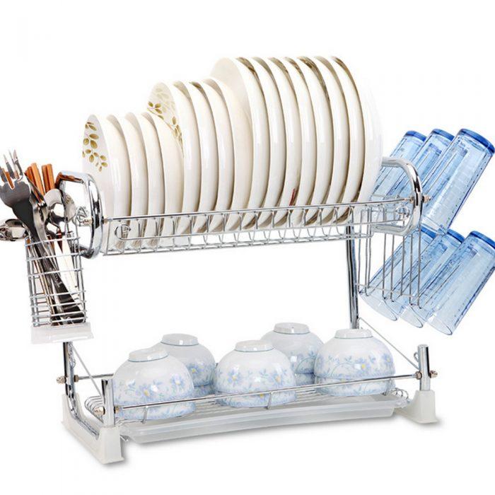خرید قفسه ظروف دو طبقه (1)