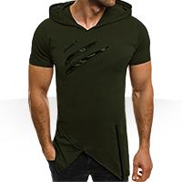 تی شرت لانگ مردانه