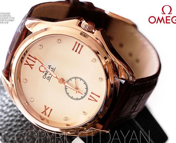 خرید ساعت مچی omega زیر ثانیه