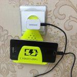 خرید نگهدارنده موبایل در پریز برق