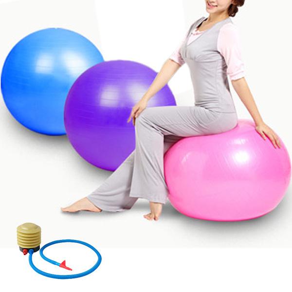 خرید توپ ایروبیک ، جیم بال و پیلاتس مخصوص تناسب اندام بدنسازی (3)