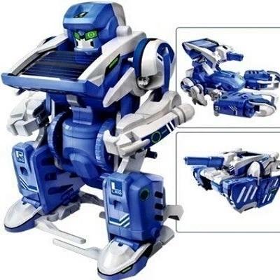 کیت ربات خورشیدی