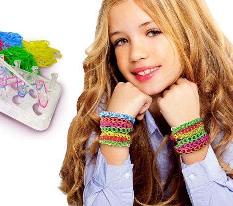 خرید دستبند فانی بافت