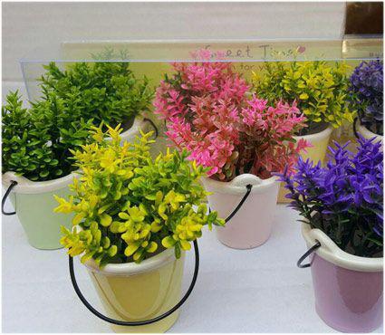 گلدان سطلی ۴ تایی (3)