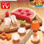 خرید قالب میوه تخفیف ویژه Pop Chef